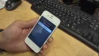 How To Activate Your Factory Unlock IPhone 4, 4S, 5, 5S