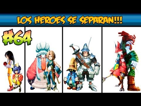 ★ Guía / Walkthrough | Final Fantasy IX | CD3 | #64