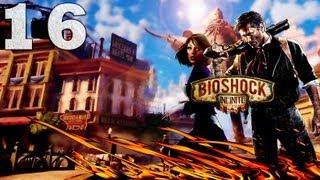 Bioshock Infinite. Серия 16 - Чертова птица. [Art let´s play]