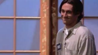Jon Hamm Loses on 1990s Dating Show