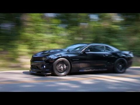 Making the Jump to Light Speed - Twin Turbo Camaro