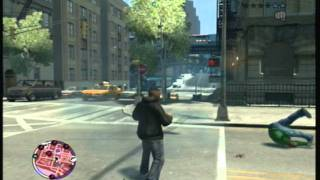 GTA IV TBoGT Super Punch Cheat