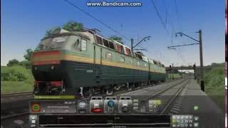 Запуск ЧС7 в TRAIN SIMULATOR 2016 - VEA MAS VIDEOS DE TRAINZ ВЛ80с 2353 TRAINZ SIMULATOR 2012 (запуск) TRAINZ ВЛ80с 2353 TRAINZ
