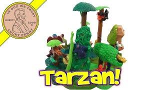 Disney's Tarzan The Movie 2000 Set, McDonald's