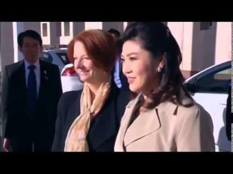 ไทย Yingluck Shinawatra  คลิปนายกปูที่คนไทยต้องดู