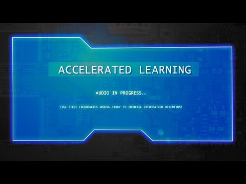 Retain Information During Study | 'Accelerated Learning' | A Powerful Study Tool! (Study Aid 13)