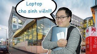 Laptop phù hợp nhất cho h�c sinh - sinh viên ??? Card r�i, Win 10 bản quy�n