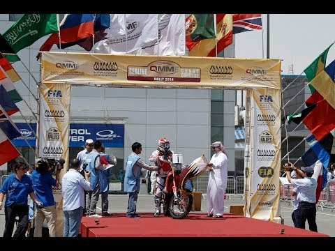 2014 FIM Sealine Cross-Country Rally World Championship - Qatar