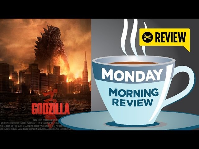 Godzilla - Monday Morning Review with SPOILERS (2014) - Bryan Cranston Movie HD