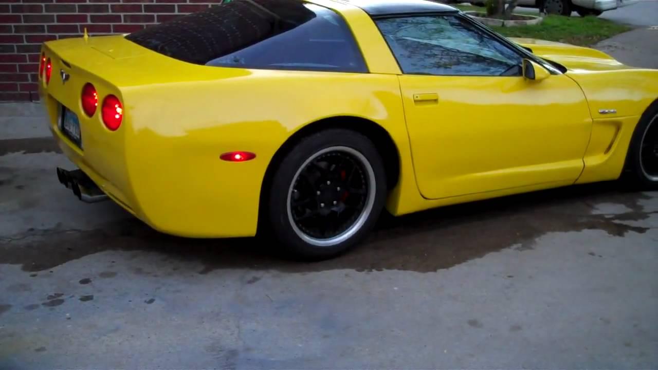 Corvette C5 Zr1 Body Kit Autos Post