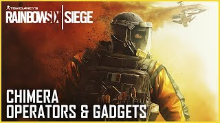 Rainbow Six Siege - Chimera Operators Gameplay