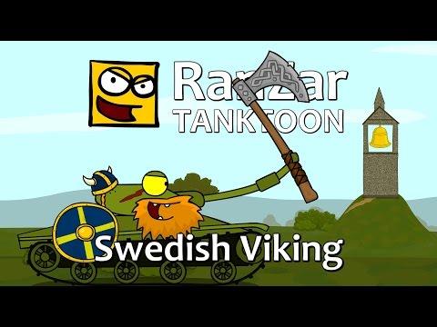 Tanktoon - Švédský viking