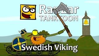 Tanktoon - Švédsky viking