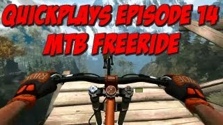 Game | Quickplays Episode 14 MTB Freeride w Hypercore Ripper | Quickplays Episode 14 MTB Freeride w Hypercore Ripper