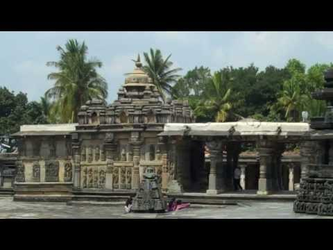 Tourist guide to Halebedu and Belur temples in Karnataka