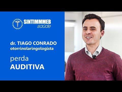 DR. Tiago Conrado | PERDA AUDITIVA