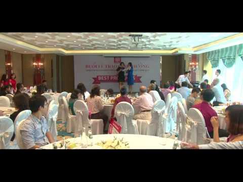 Buổi lễ trao giải BEST PRODUCTS- Chiến dịch tiếp thị Quý 2- 2015