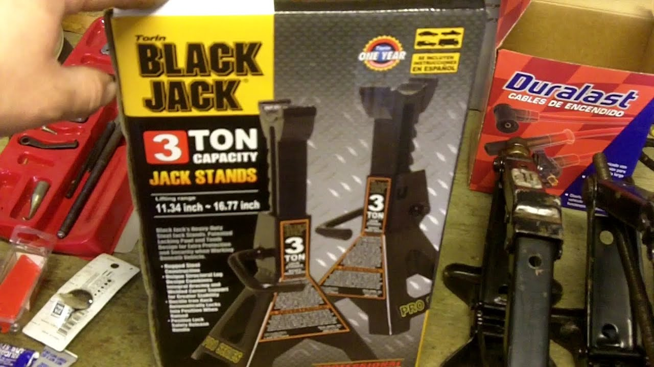Blackjack jack stands review