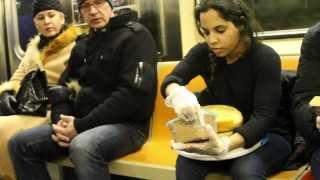Subway Cake