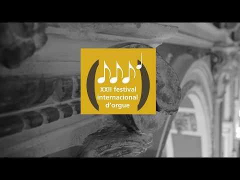 FESTIVAL INTERNACIONAL D'ORGUE DE PEDREGUER 2018