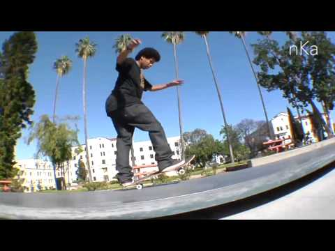 KEVIN ROMAR - CLIPS AT HOLLENBECK - CLIPS OF THE DAY