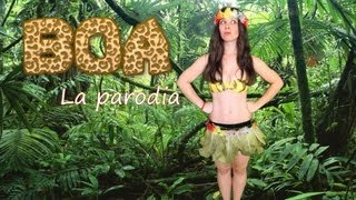 ROAR Katy Perry Parodia (BOA)