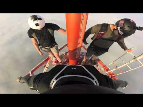 ATMOS Antenna BASE jump