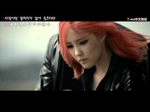 HD 中文字幕 T-ara-Day By Day+Sexy Love 劇情版MV