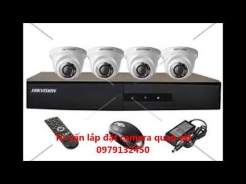 Lắp đặt camera quan sát cho khách sạn, nhà nghỉ 0915427768