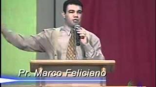 Pr Marcos Feliciano A Agonia Na Cruz.