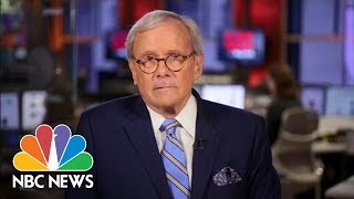 Tom Brokaw On Taking A Stand Against Hate | Megyn Kelly | NBC News