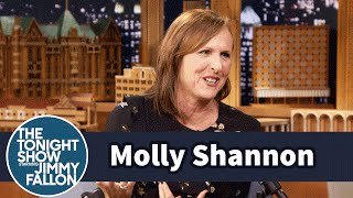Molly Shannon Invented Bed Seven for Stress Relief