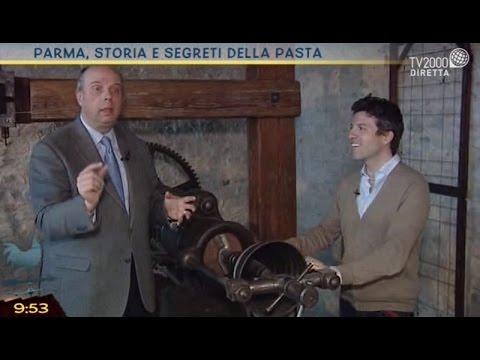 Parma, storia e segreti della pasta