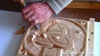 Curso de talla en madera. Parte 6