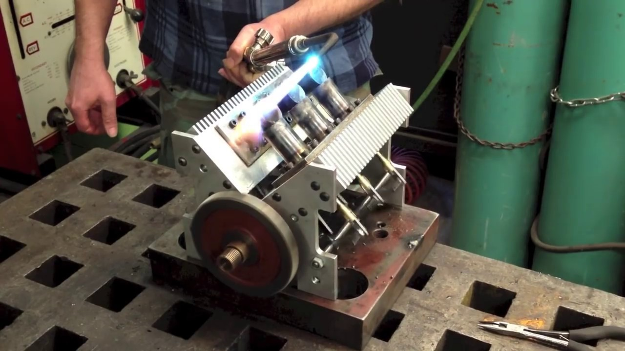 how to make a sterling engine better