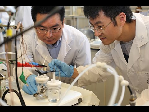 Recycling carbon dioxide into building blocks for fuels