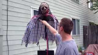 How To Make A Pneumatic Halloween Prop