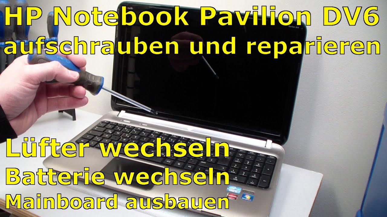 Laptop akku rausnehmen