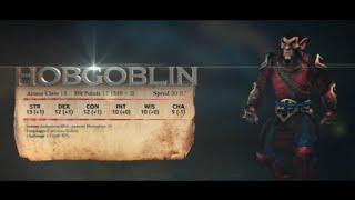 Sword Coast Legends - Bemutatkozik a Hobgoblin