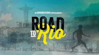 ROAD TO RIO - Official Trailer