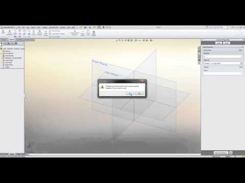 Part, Assembly and Drawing Templates in SolidWorks [Webcast]