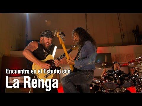 La Renga - Génesis - Encuentro en el Estudio - Temporada 7