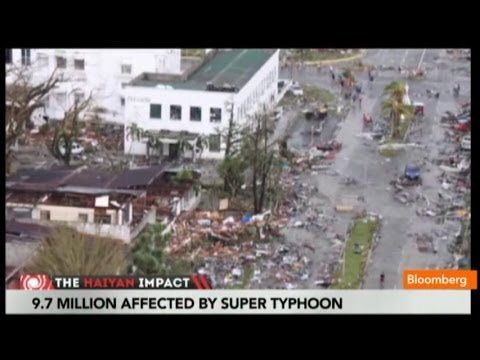 Super Typhoon Haiyan Aftermath: Urgent Need for Aid