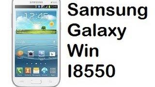 Samsung Galaxy Win GT-I8552 Características E Valores