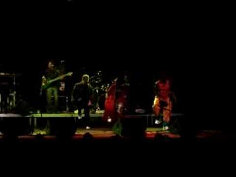 Johnny Clegg Live at Toronto Jongosi includes famous kick