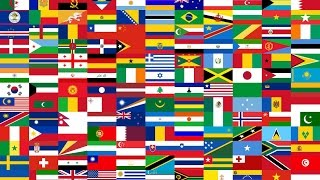 Top 10 Best Designed National Flags