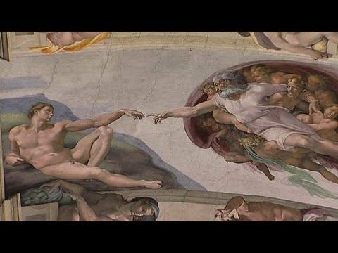 Tranh tường nhà thờ Sistine tròn 500 tuổi