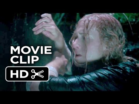 A Little Chaos Movie CLIP - The Flood (2015) - Kate Winslet, Matthias Schoenaerts Movie HD