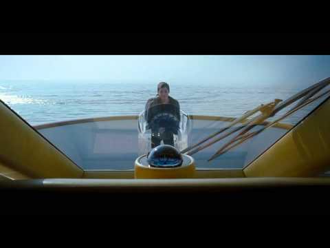 Percy Jackson: Biển Quái Vật - Phim Clip: Trốn Thoát
