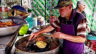 TIPPING STREET TACO STAND $100 DOLLARS in MEXICO !!!